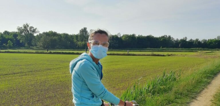 Travelling with bronchiectasis