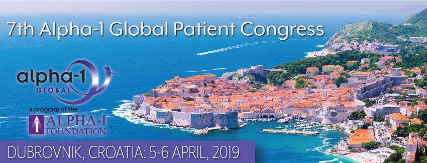 7th Alpha-1 Global Patient Congress
