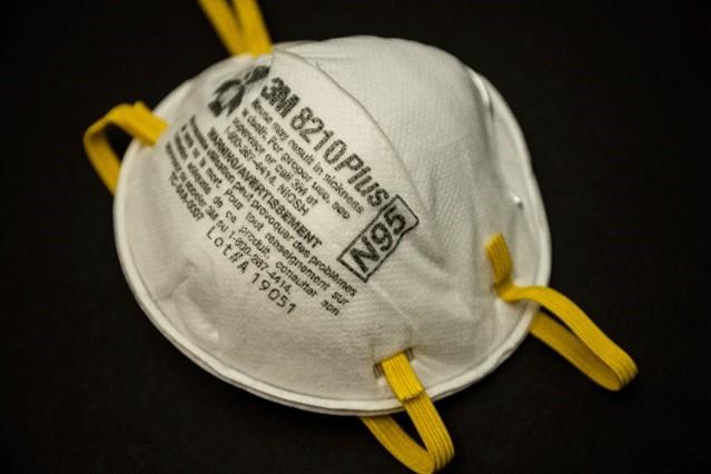 Respirators such as: FFP2 (N95), FFP3 (N99)