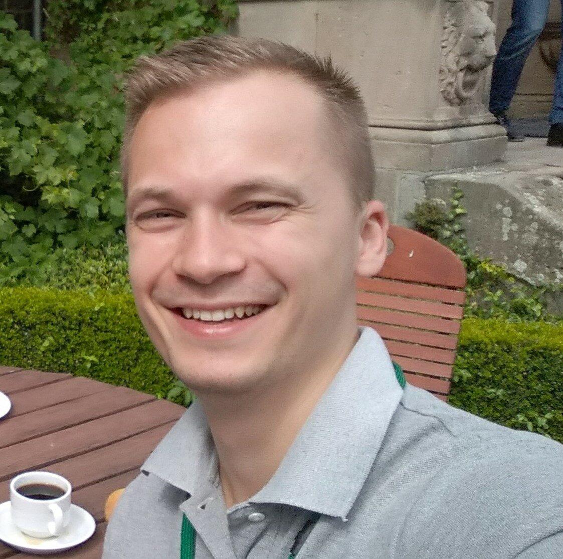 Vitalii Poberezhets - profile image