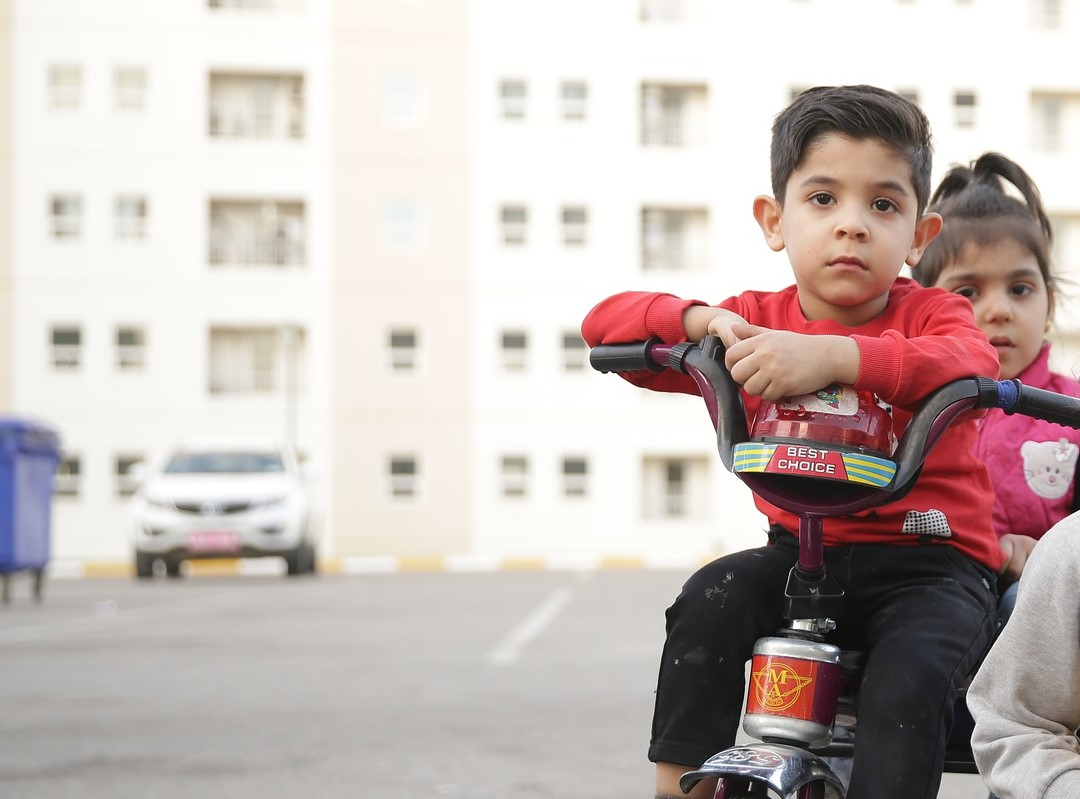 Air pollution can increase the risk of childhood conditions, new research shows