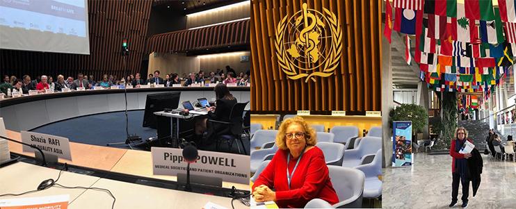 Conférence historique de l'OMS pour contrer l'impact de la pollution de l'air sur la santé