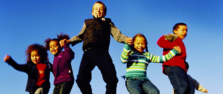 Estudo demonstrou que o aumento de peso nos primeiros três anos de vida está associado ao desenvolvimento pulmonar das crianças