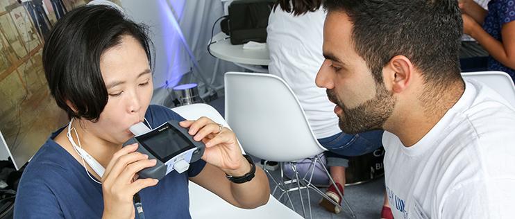 Comparta su experiencia relativa a la espirometría y ayúdenos a determinar cuál es el mejor método de pruebas