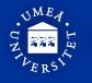 University Hospital Umea