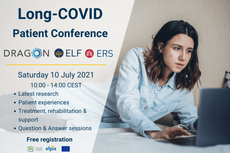 Registration is open for the ELF Long-COVID Patient Conference