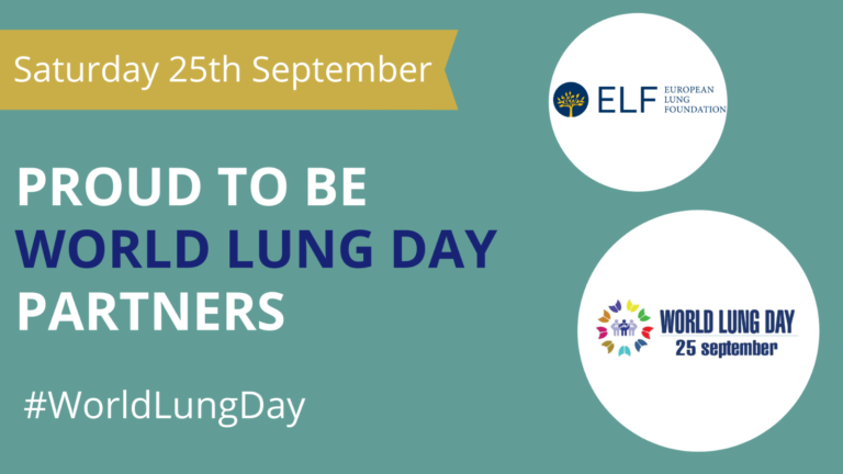 On World Lung Day FIRS calls for global investment in respiratory health